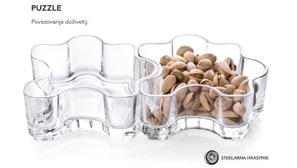 PUZZLE inovativno za gostince s Steklarne Hrastnik