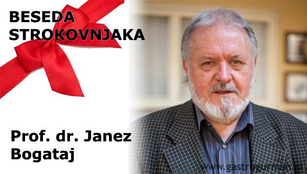 Prof. dr. Janez Bogataj: Božične jedi v Sloveniji