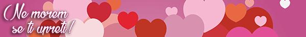 gastrogurman Sladka valentinova razvajanja z Muskatno penino ozek