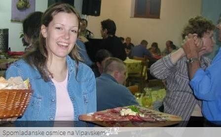 Gastrogurman TIC Vipava Osmice slika