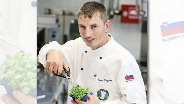 Intervju z Davorjem Družincem, vodjo kuhinje v Vili Bled