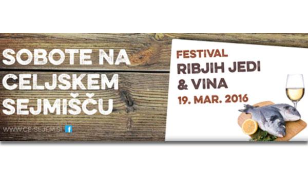 Festival ribjih jedi in vina dobro sprejet