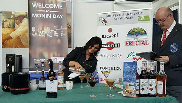 Recept za zmagovalni koktajl na 10. Mednarodnem sejmu okusov GAST