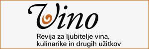 Banner revija Vino