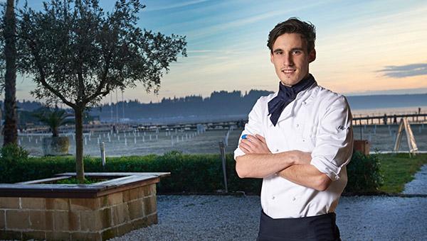 Pogovor z izjemnim mladim kuharjem, Filipom Matjažem