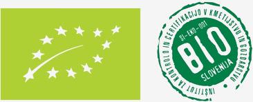 Gastrogurman - oljcno olje ronkaldo - ekoloski certifikat