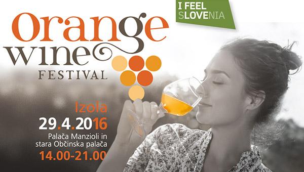 Orange Wine Festival v Izoli