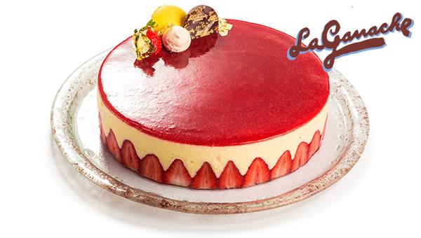 Recept strokovnjaka – Jagodna torta