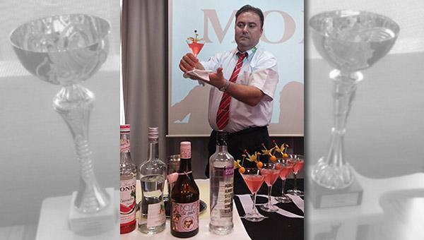 Recepturi za zmagovalna koktelja iz mednarodnega tekmovanja barmanov na Bledu