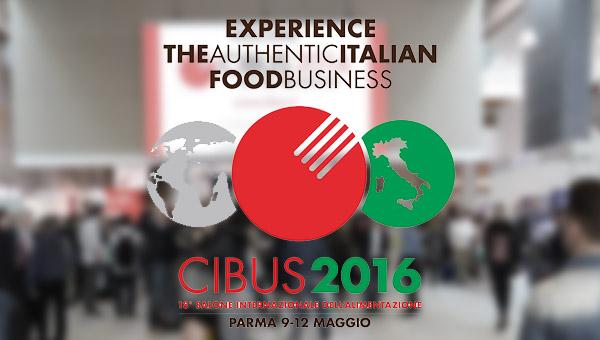 Pred vrati je sejem CIBUS 2016 Parma
