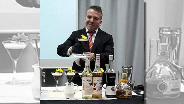 Barman se predstavi: Jože Fartek