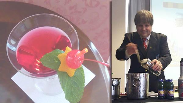 Receptura koktajla MARION – barman Miro Petrevčič