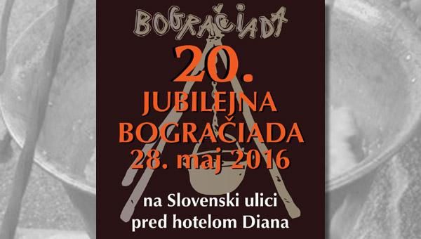 Približuje se 20. jubilejna Bogračijada