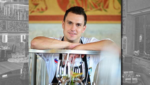 Chef se predstavi: Igor Jagodic, restavracija Strelec