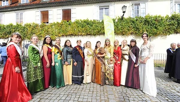 Poziv kandidatkam za izbor nove mariborske vinske kraljice