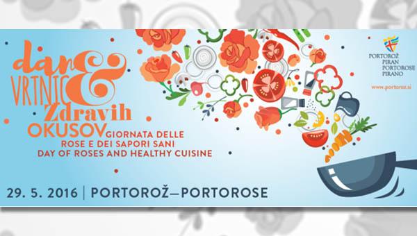 Dan vrtnic in zdravih okusov v Portorožu