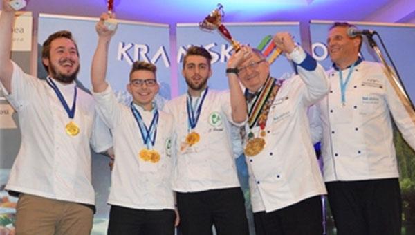 Predstavljamo krožnike zmagovalcev v kategoriji mladincev v Kranjski Gori