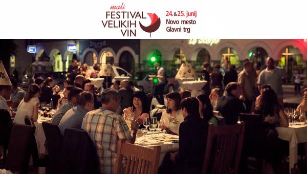 Približuje se festival MalVin, Mali festival velikih vin