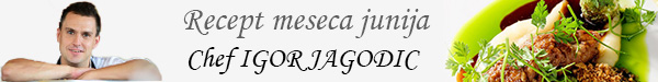Gastrogurman.si Recept meseca s TOP CHEFI napovedna ozka Igor Jagodic 2