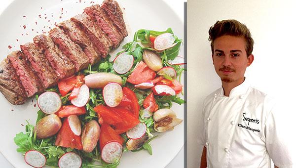 Mlad kuhar in podjetnik se predstavi: Tilen Stropnik