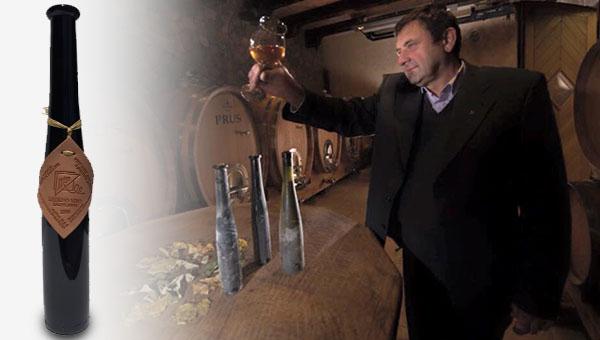 Jožef Prus – vinar ki stoji za letošnjim svetovnim šampionom med vini