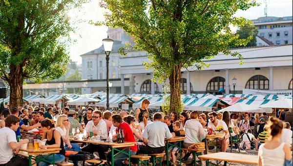 Danes že stota Odprta kuhna v Ljubljani