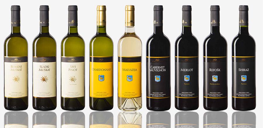 Gastrogurman.si Predstavitev Vinakoper - Vina skupinska