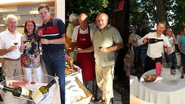 Pršut & Pršut, kulinarično-predstavitveni dogodek v Kobilarni Lipica