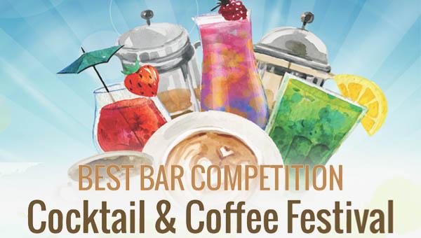 Cocktail&Coffee Festival 2016 – Novi atraktivni festival na obali!