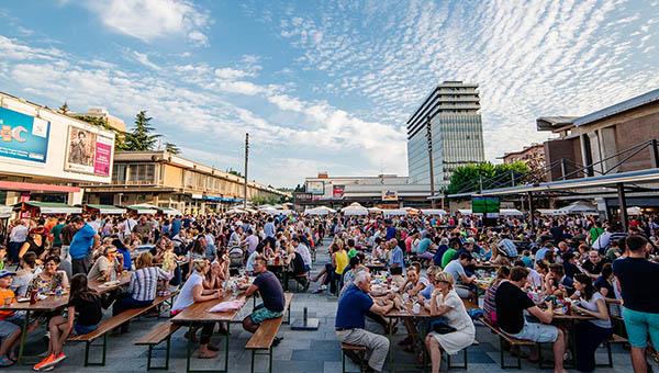 Odprta kuhna 6.9 razvaja v Novi Gorici