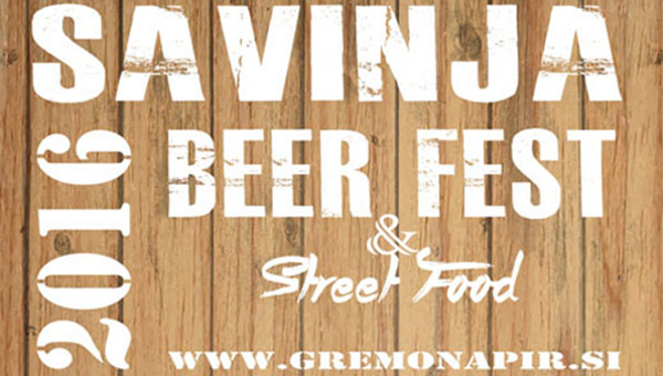 SAVINJA Beer FEST – festival dobrega piva, kulinarike in cigar