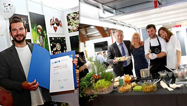 Kulinarični utrip iz letošnjega, 49. Mednarodnega sejma obrti in podjetnosti
