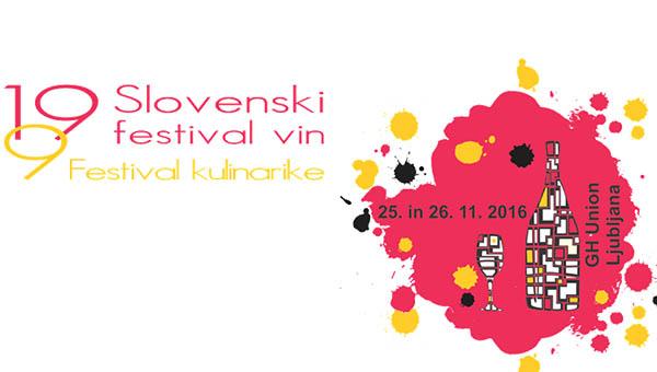 19. Slovenski festival vin in 9. Festival kulinarike
