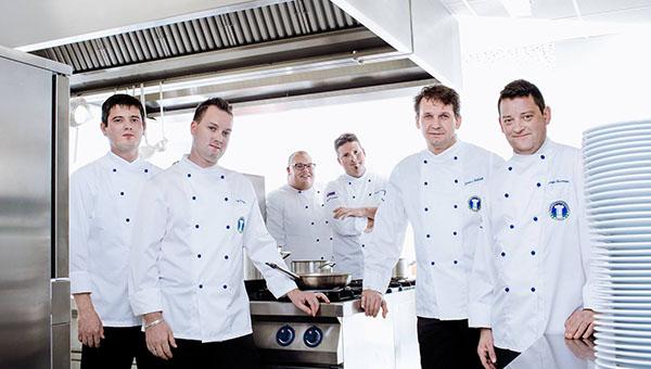 Znani so termini tekmovanj slovenskih predstavnikov na kuharski olimpijadi v Erfurtu