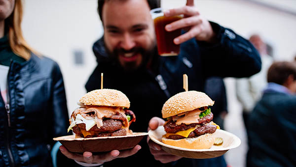 Pivo&burger fest – jesenski kulinarični rock'n'roll