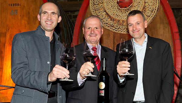 V Vinakoper premierno predstavili novi Istrski Rubin