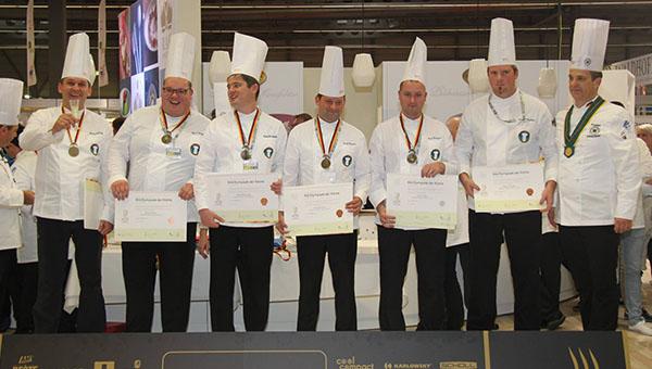 Iz kuharske olimpijade v Erfurtu prihajajo dobre novice!