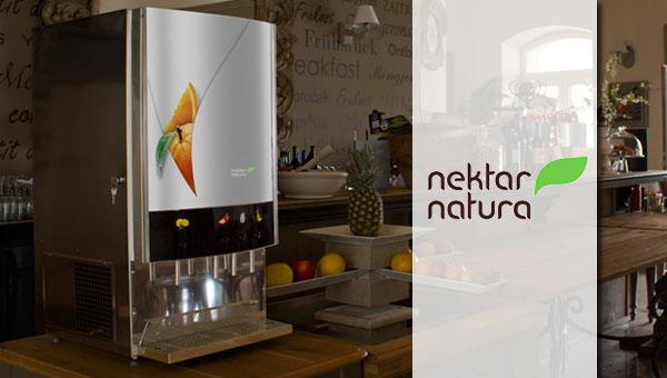 Nektar Natura – točilni sistemi za sokove