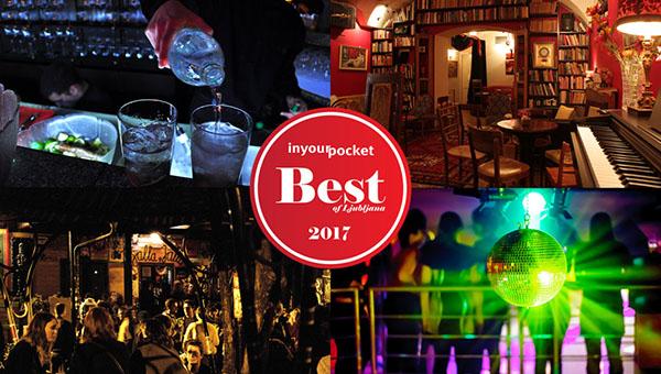 Znani zmagovalci tekmovanja – Best of nightlife in Ljubljana