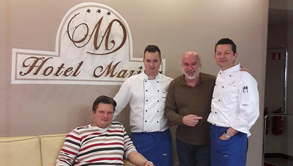 6-hodno gurmansko razvajanje izpod rok Chefa Ivice Evačića