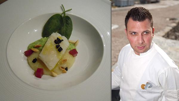 Chefov recept: File svezega bakalaja – Daniel Pirc