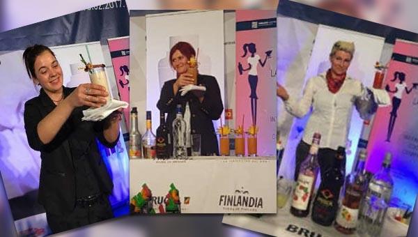 Koktajli, s katerimi so slovenske barmanke očarale žirijo na Lady's Cup v Splitu