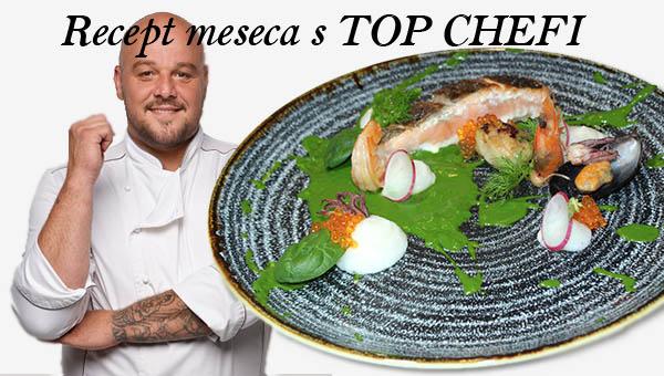 Recept meseca s TOP CHEFI – Masterchef Darko Klemen