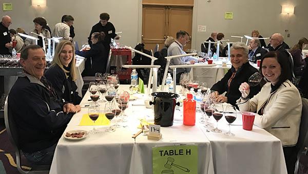 Mednarodno ocenjevanje vin v ZDA