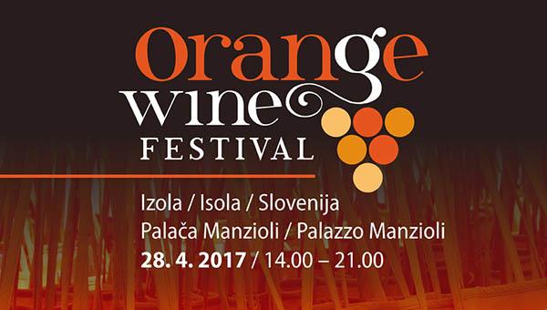 Orange Wine Festival vabi 28. aprila že šestič v Izolo