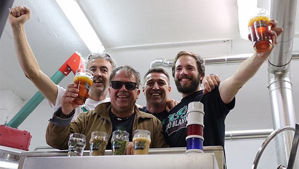 Ljubljana dobila novo pivovarno Loo-blah-nah