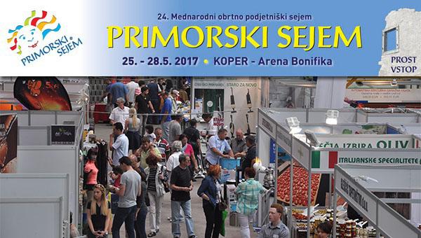 24. Primorski sejem vljudno vabi k obisku!