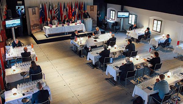 59. mednarodno ocenjevanje vin – Vino Ljubljana