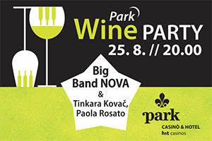 HIT Nova Gorica od 17.7.2017 (Park wine party)