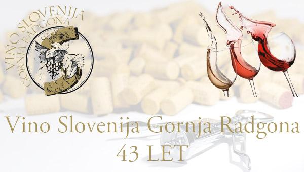 Nagrajena vina 43. ocenjevanja Vino Slovenija Gornja Radgona